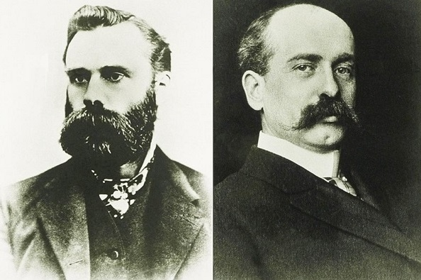 Чарльза Доу и Эдварда Джонса
